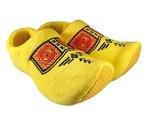 Wooden Shoe Slippers