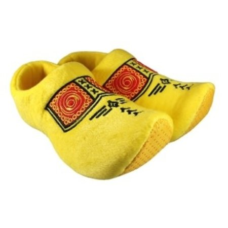 Wooden Shoe Slippers 32-33