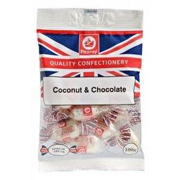 Fitzroy Coconut & Chocolate 100g