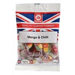 Fitzroy Mango & Chilli 100g