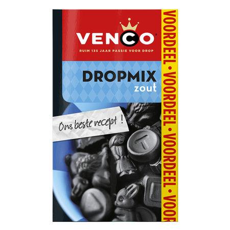 Venco Salty Licorice Box 500g