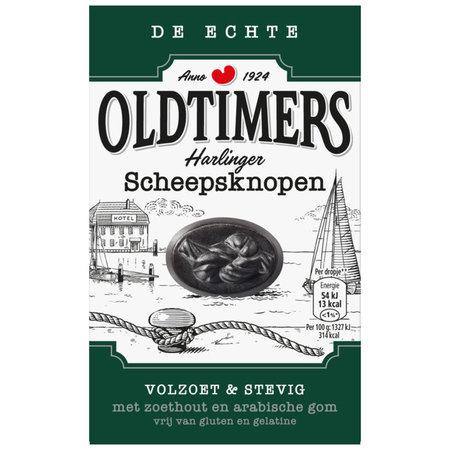 Oldtimers Scheepsknopen (Green)