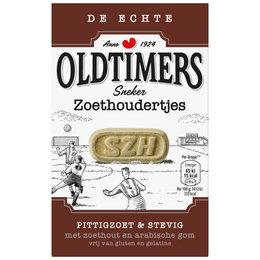 Oldtimers Sneker Zoethoudertjes (Brown)