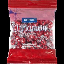 Krinos Cinnamon Candy 200g