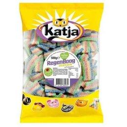 Katja Sour Rainbow Mats 500g