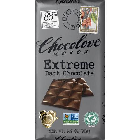 Chocolove Extreme  88% Dark Chocolate