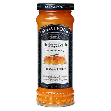 St. Dalfour Peach Jam 225ml