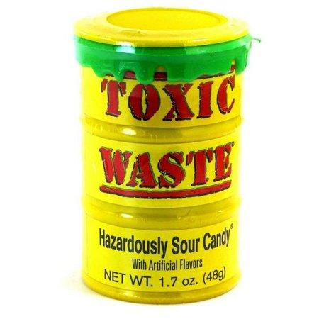 Toxic Waste Hazardously Sour