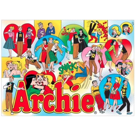 Classic Archie Puzzle 1000pc