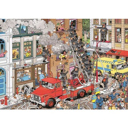 Fire Marshal Puzzle 500pc