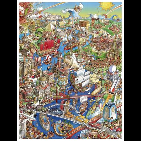 History River, Prades Puzzle 1500pc