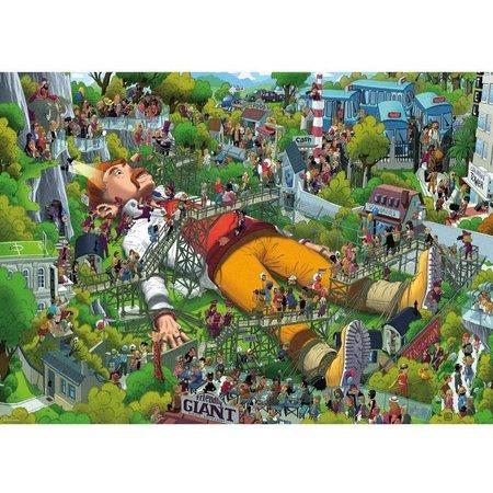Oeterie, Gulliver Puzzle 1000pc