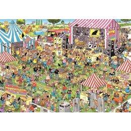 Pop Festival  Puzzle 1000pc