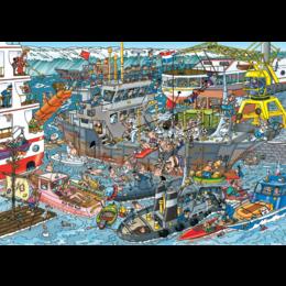 Sea Loading Dock 500pc