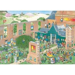 The Art Market Puzzle 1000pc