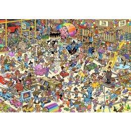 The Toy Shop  Puzzle 1000pc