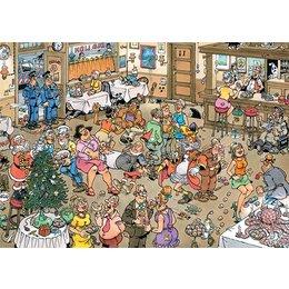 New Year Celebration Puzzle 500pc