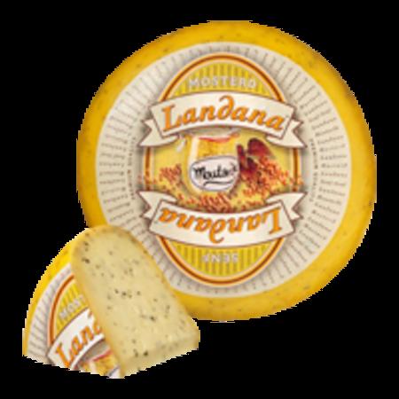 Landana Mustard Seed Gouda Cheese