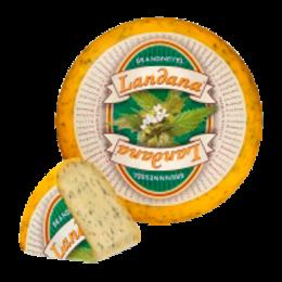 Landana Nettles Gouda Cheese