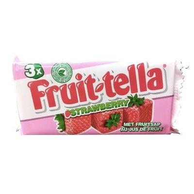 Fruittella Strawberry 3 pack