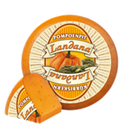 Landana Pumpkin  Gouda Cheese