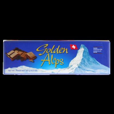 Golden Alps Swiss Dark Chocolate 300g