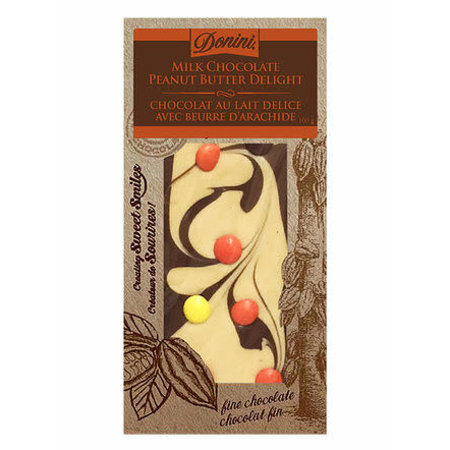 Donini Milk Chocolate Peanut Butter
