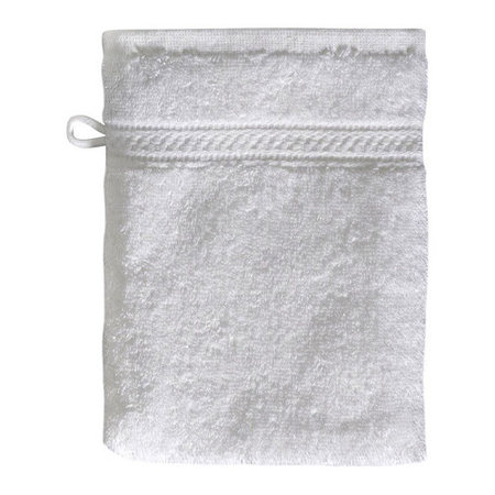 Face Cloth White