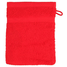Face Cloth Red