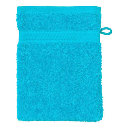 Face Cloth Turquoise