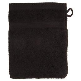 Face Cloth Black