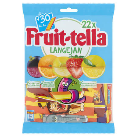 Fruittella Lange Jan 169g