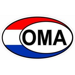 OMA Sticker