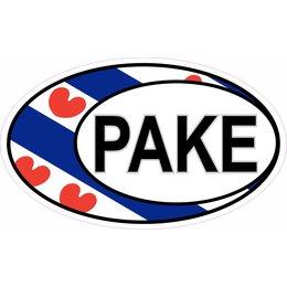 PAKE Sticker