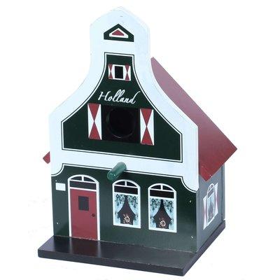 Zaanse Bell Gable Bird House