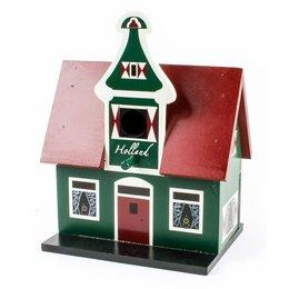 Zaanse Gable Bird House