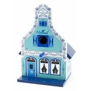 Delft Blue Bird House