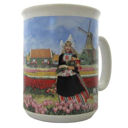 Tulip Picker Mug
