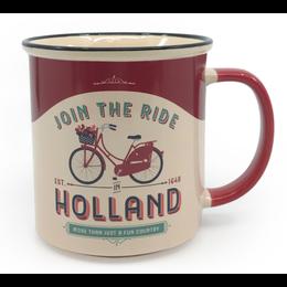 Matix Vintage Mug - Join the Ride