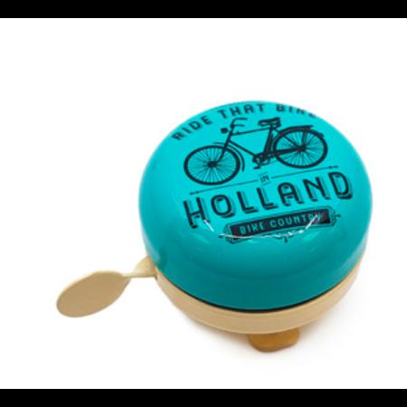 Ride That Bike Holland Blue Bike Bell