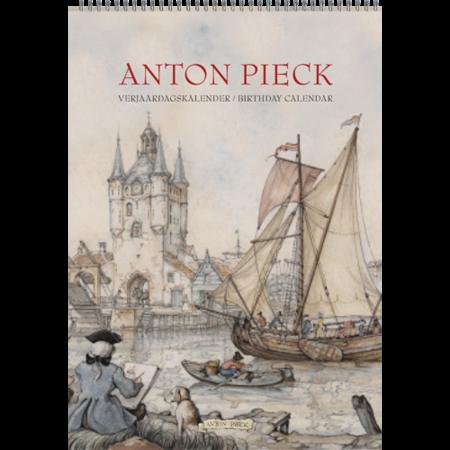 Anton Pieck Perpetual Birthday Calendar Harbour