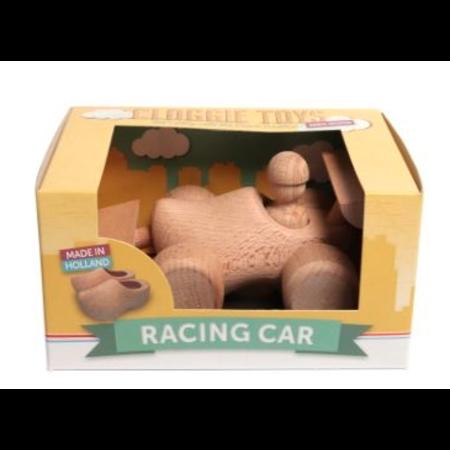 Wooden Racing Car