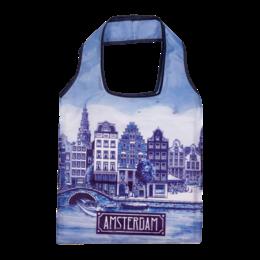Amsterdam Foldable Shopping Bag
