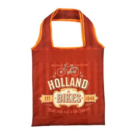 Holland Bikes Foldable Shopping Bag