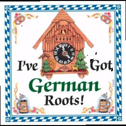 I've Got German Roots