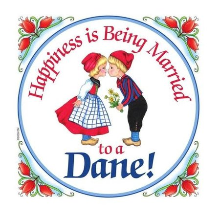 Happiness is Being Married to a Dane!