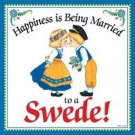 Happiness Is Being Married To A Swede!