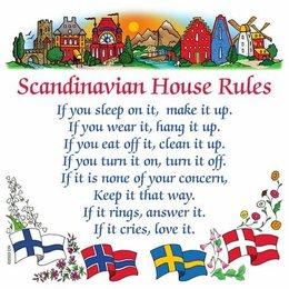 Scandinavian House Rules
