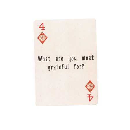 Basecamp 54 Playing Cards & Questions Original