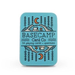 Basecamp 54 Playing Cards & Questions 2nd Edition